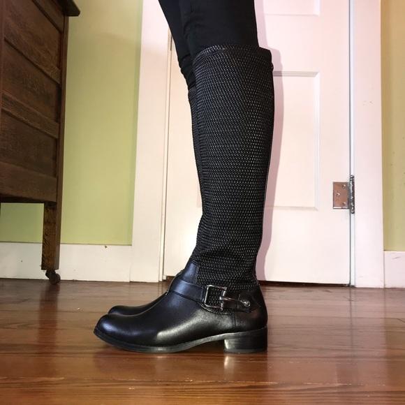 46af3bf1705 Alex Marie Black Riding Boots